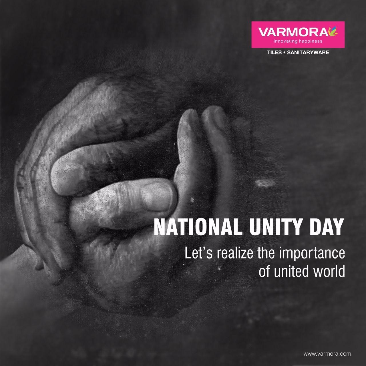 importance of national unity