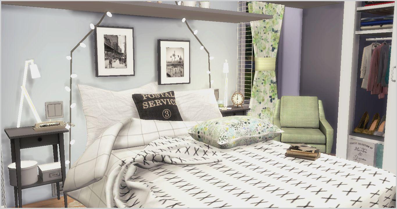 14++ Sims 4 modern bedroom ideas info cpns terbaru