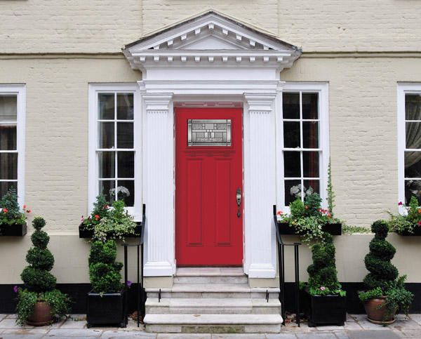 Victoria / Classic / Entrance doors / Products / Novatech Group ...