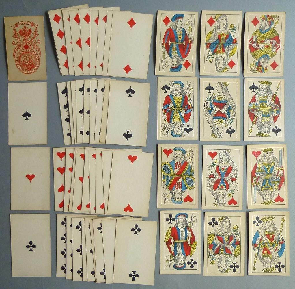 jeu de carte whist