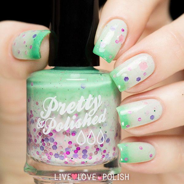 color changing nail polish! | Nails | Pinterest | Esmalte para uñas ...