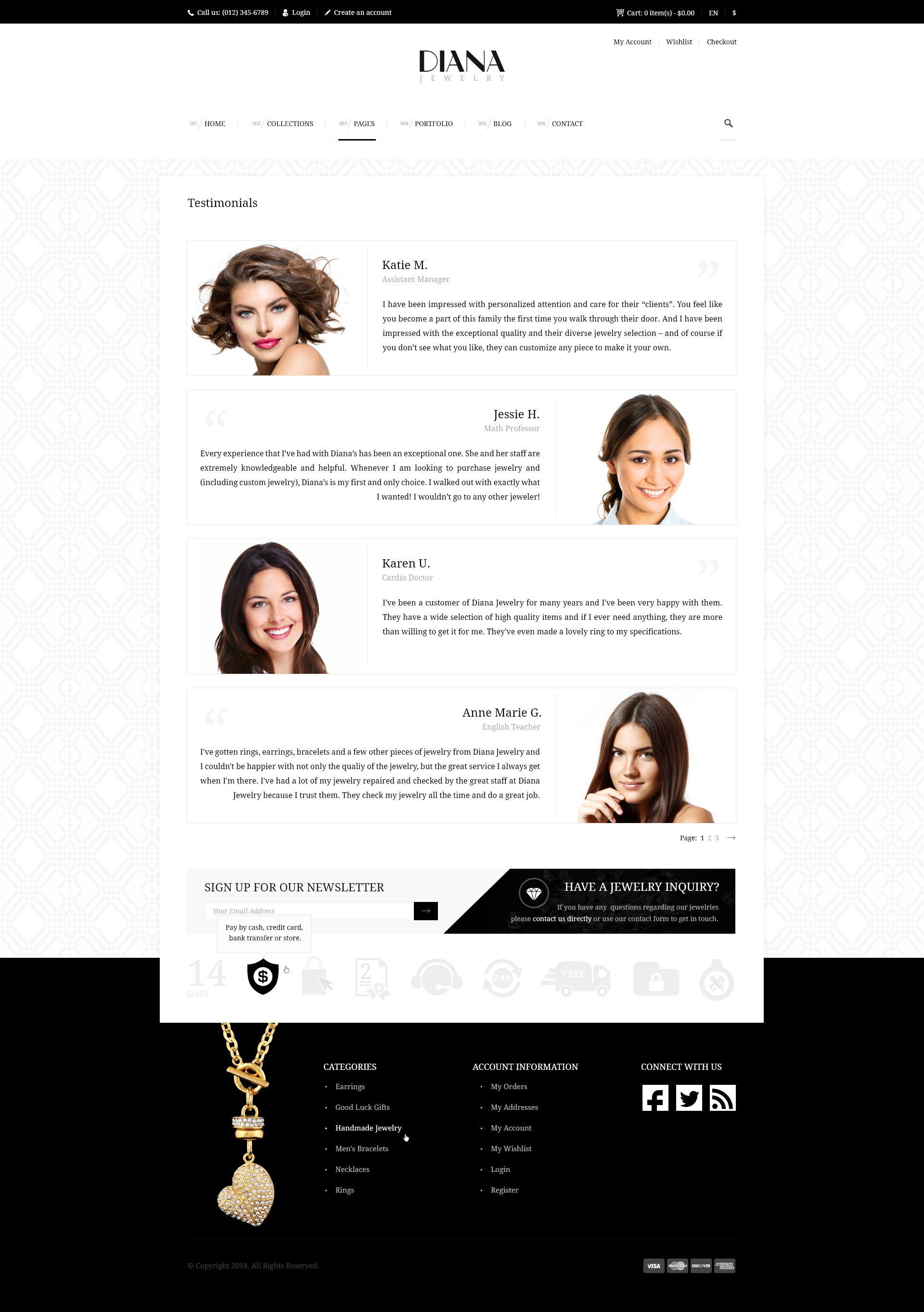 testimonials design Пошук google testimonials pinterest