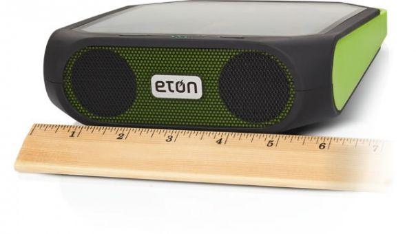 Rugged Rukus Speakers Eton 99 All Terrain Solar Ed