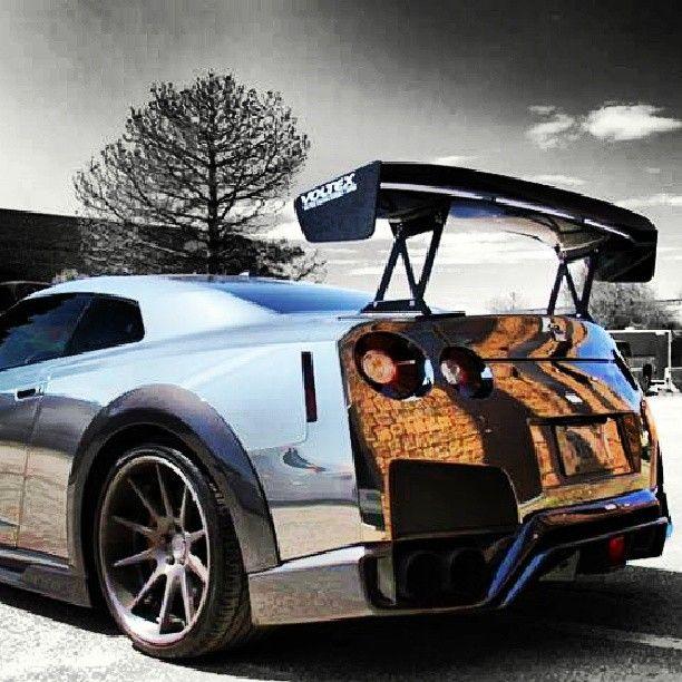 nissan gtr tuning gtr 35 r pinterest voiture voitures de luxe et v hicules. Black Bedroom Furniture Sets. Home Design Ideas