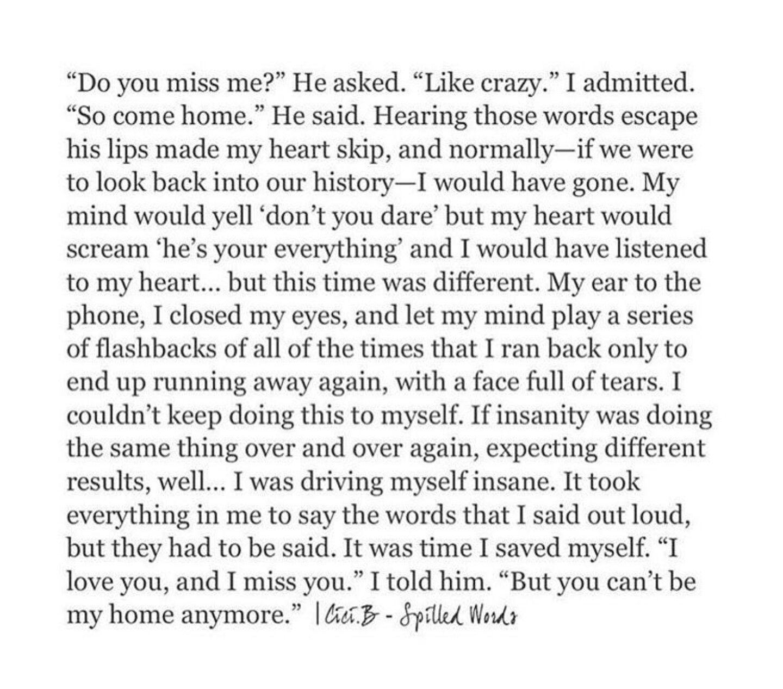 Goodbye My Love Goodbye My Love Break Up Quotes Words