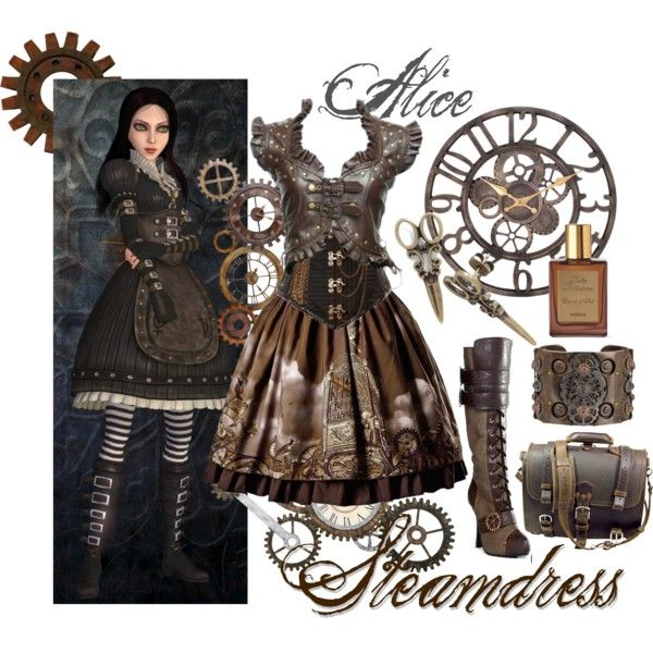 c274326149230 Alice (Steamdress outfit) ~ Alice: Madness Returns in 2019 ...