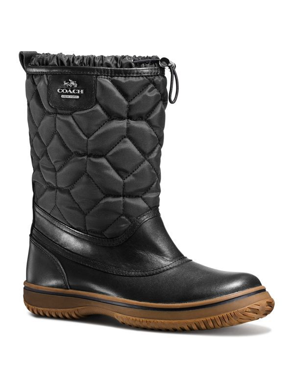 263edda7d Coach Sparrow Weatherproof Boot...just got these today