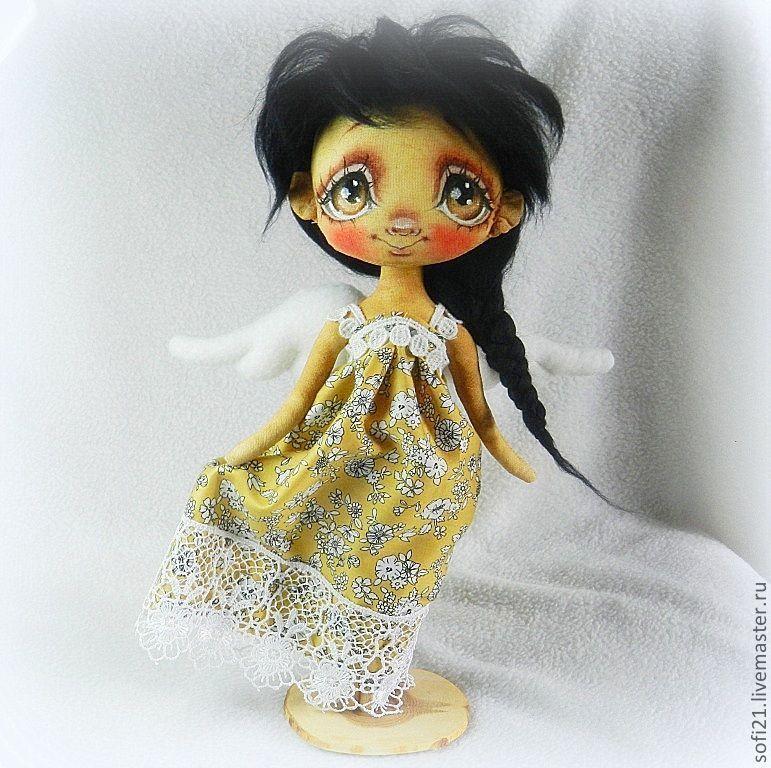 Купить Хочу, чтобы сбывались мечты! Вот! .... - кукла, интерьерная кукла, авторская кукла