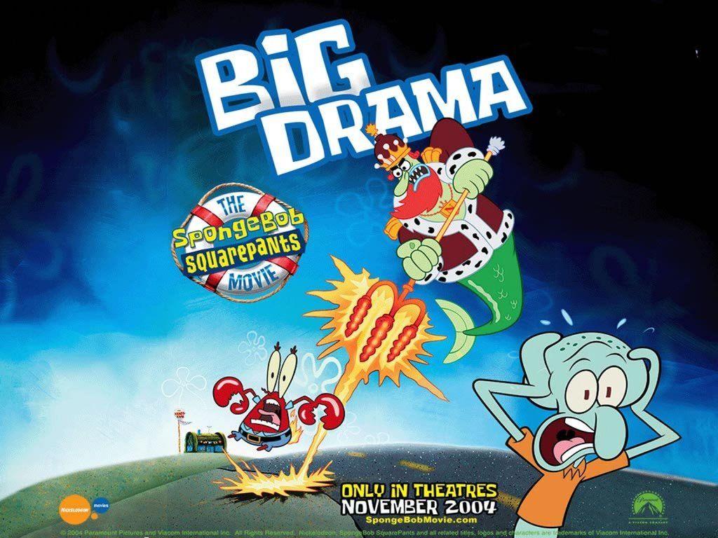 Big Drama SpongeBob Movie by shermcohen on DeviantArt