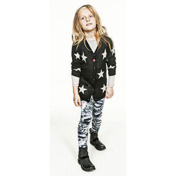 New Season Molo Kids Nikki Raccoon Leggings