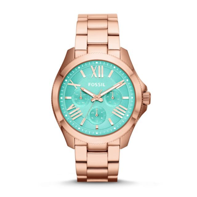 Cecile in Light blue!  FOSSIL - watches, handbags, accessories, and apparel - www.fossil.com
