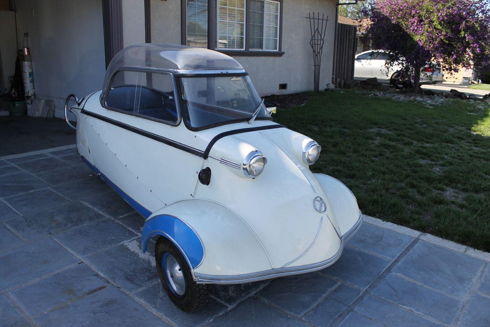 1955 Messerschmitt K 200 | Strange cars for sale | Pinterest | Motor ...