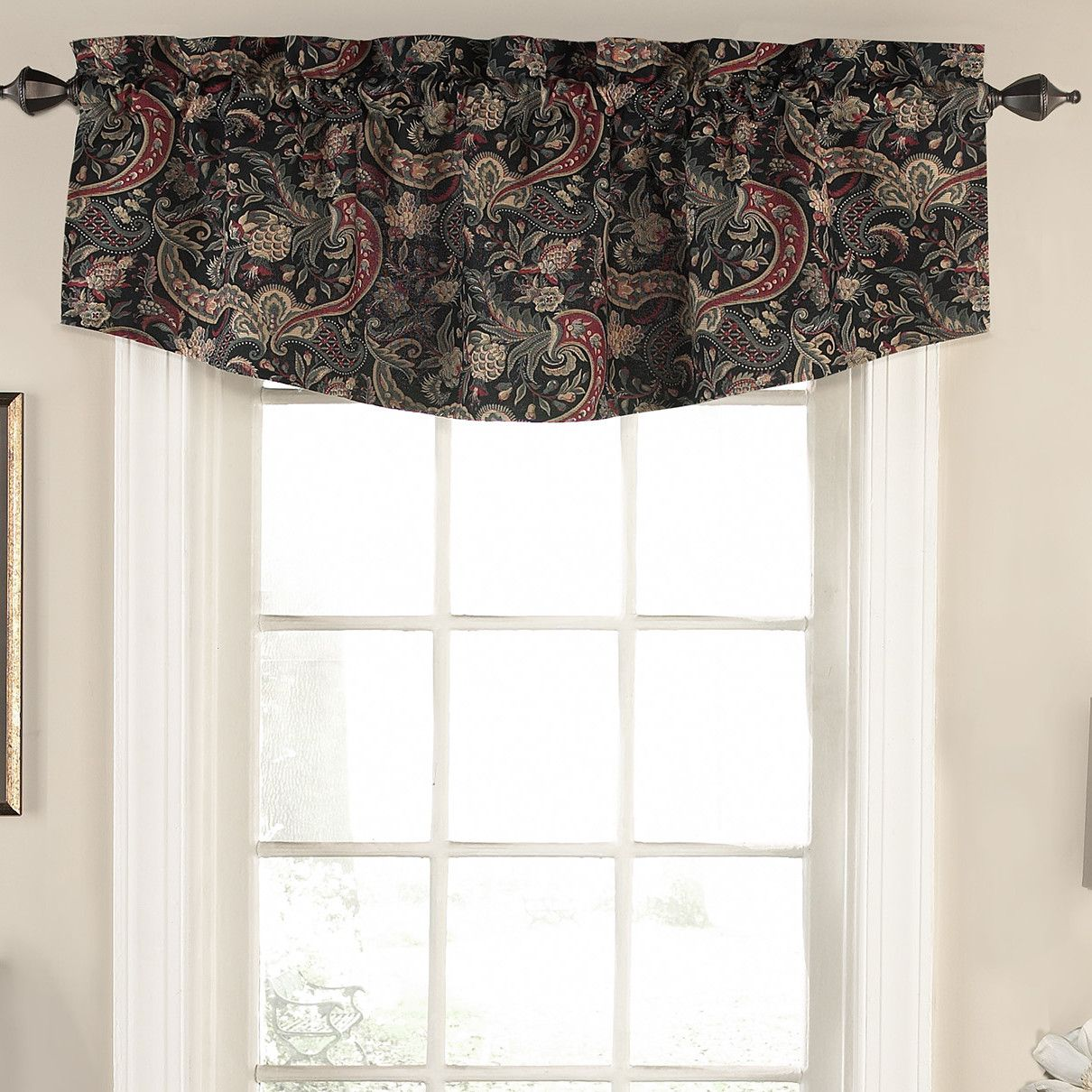 Window valances café ll love wayfair