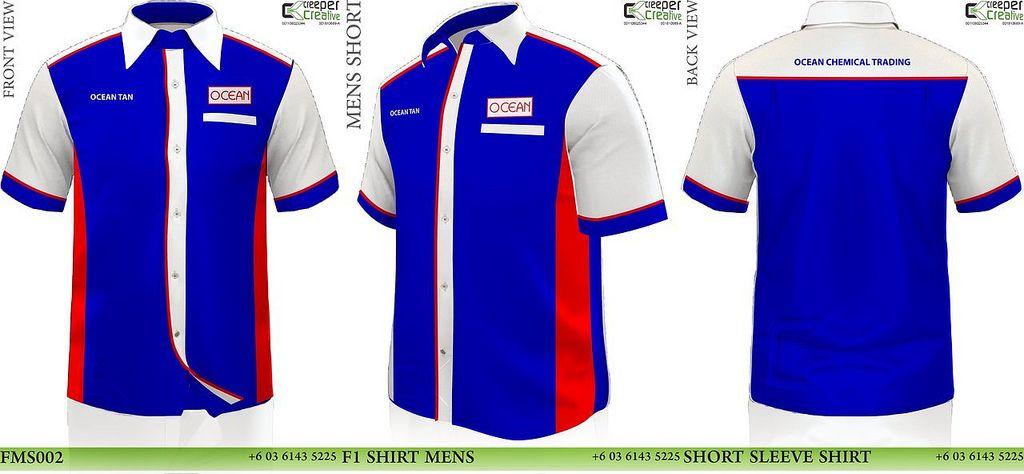 Baju Korporat Corporate Shirts Printed Shirts Shirts