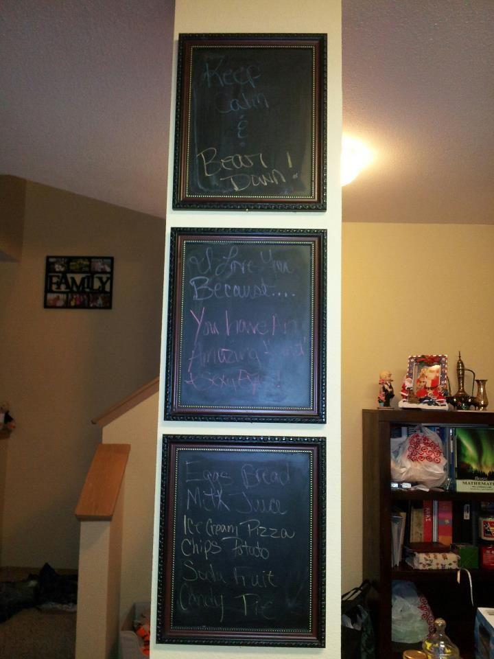 Elegant Chalkboard Paint Pinterest