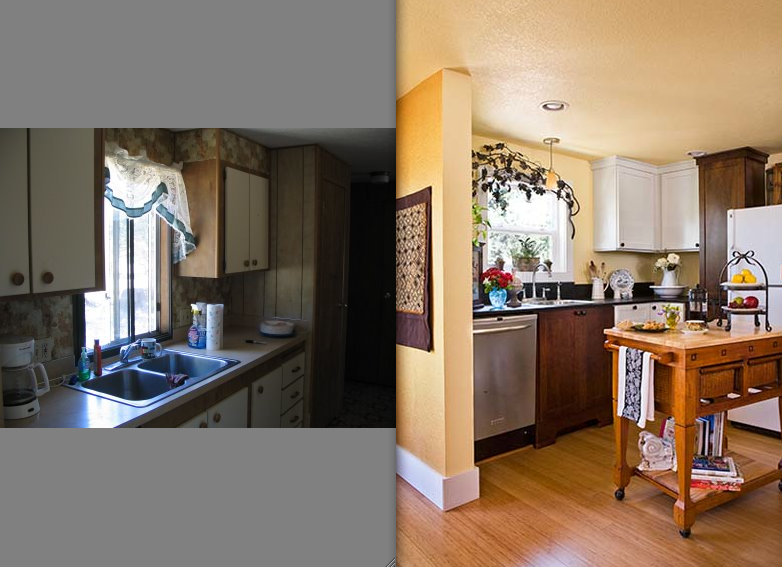 Home Remodel Designer Amusing Inspiring Before And After Pics Of An Interior Designer's . Review