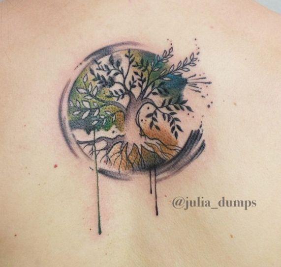 6cfdb2ea50a7fb098c2d150d4c4037ca Jpg 571 544 Tree Of Life Tattoo Tattoos Life Tattoos