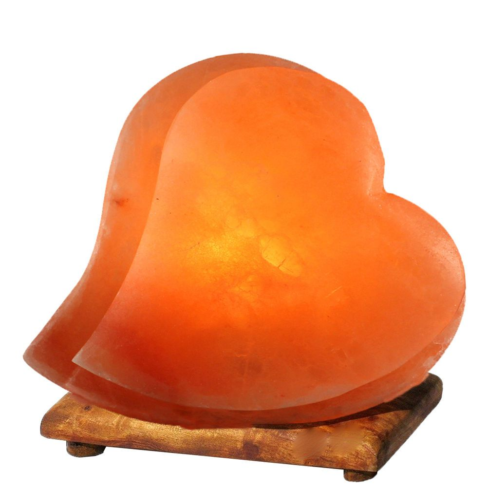 Where To Buy A Himalayan Salt Lamp Amazing Himalayan Crystal Salt Lamp Romantic Heart Shaped Hand Carved Design Decoration