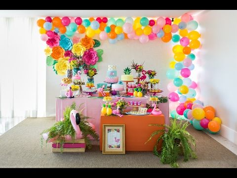 Como Hacer Un Arco Romantico Con Globos Y Flores Diy How To Make A