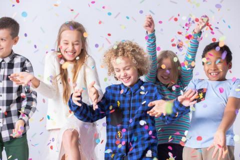 Geburtstag: Spiele für die Kinderparty