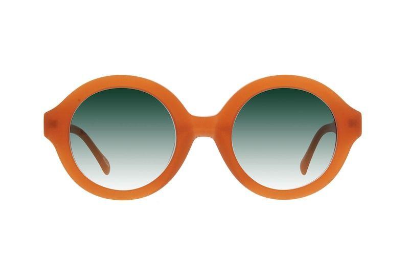2854e79c5f6 Pattern Round Glasses  2018639