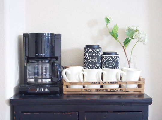 Change It Up: Moving Small Appliances to Unexpected Rooms | Room and ...