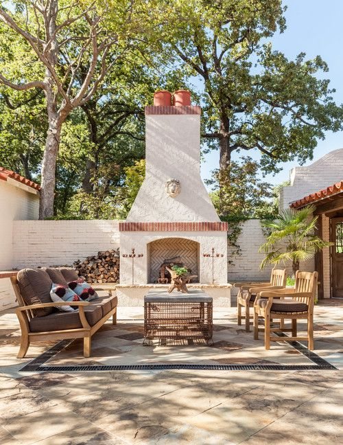 Let's head to Dallas, Texas today and take a tour of a gorgeous Spanish style house that's beautiful both inside and out!