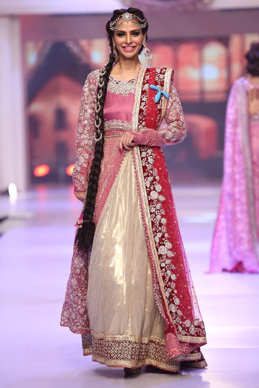 Picture of The khaista : lavandary   Wedding Dresses- Pakistani ...