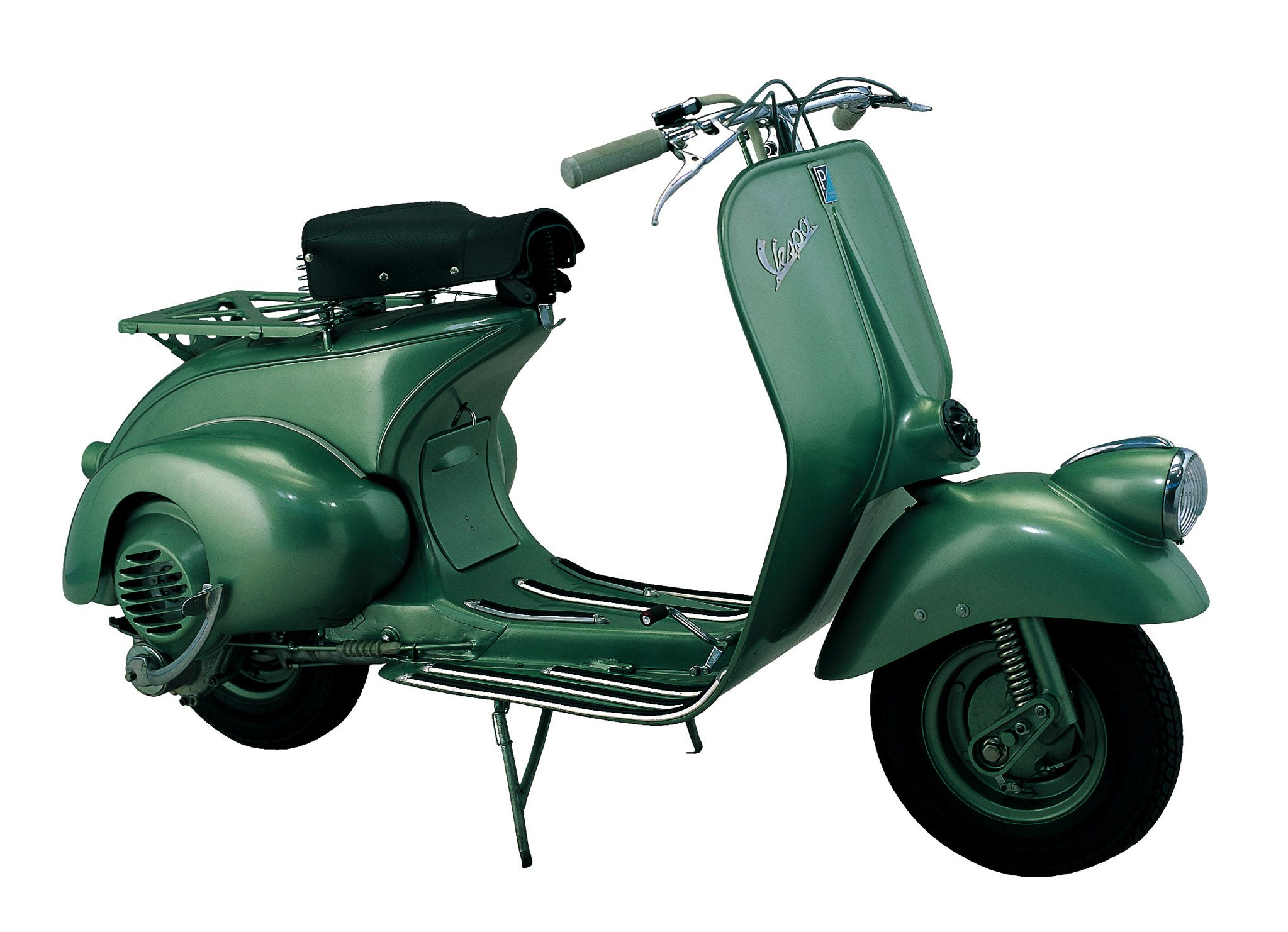vespa 125 1948 this was the first vespa 125 cc in addition to the different engine size it. Black Bedroom Furniture Sets. Home Design Ideas