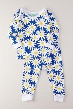 Daisies Pajama Set