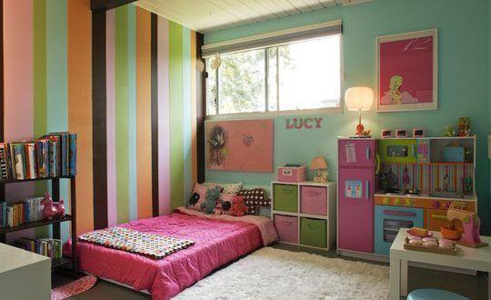 غرف نوم اطفال 2017 تشكيلة جديدة من ديكورات غرف نوم الاطفال Kids Bedroom Designs Toddler Rooms Girl Room