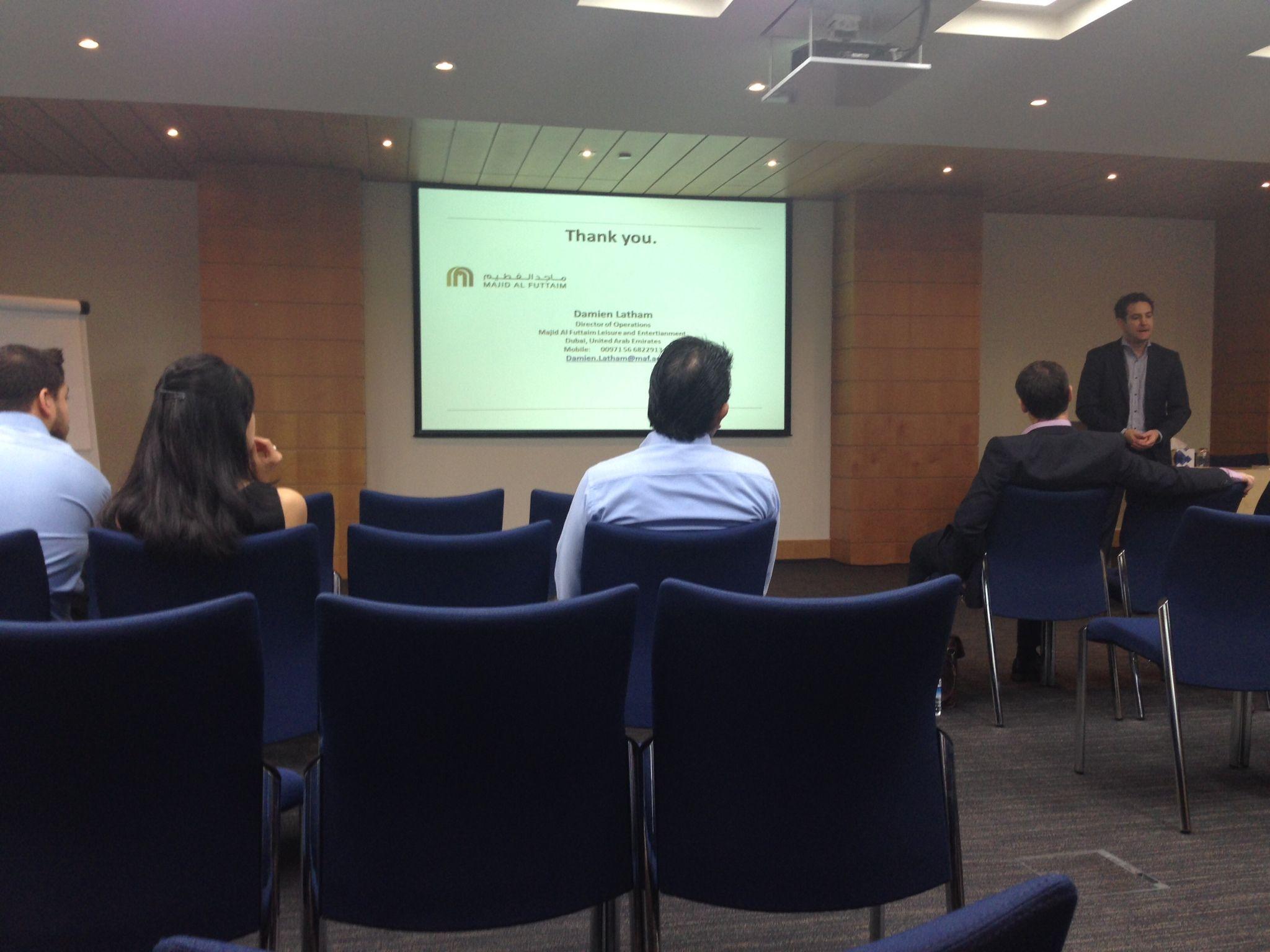 DEAL seminar @WTCD