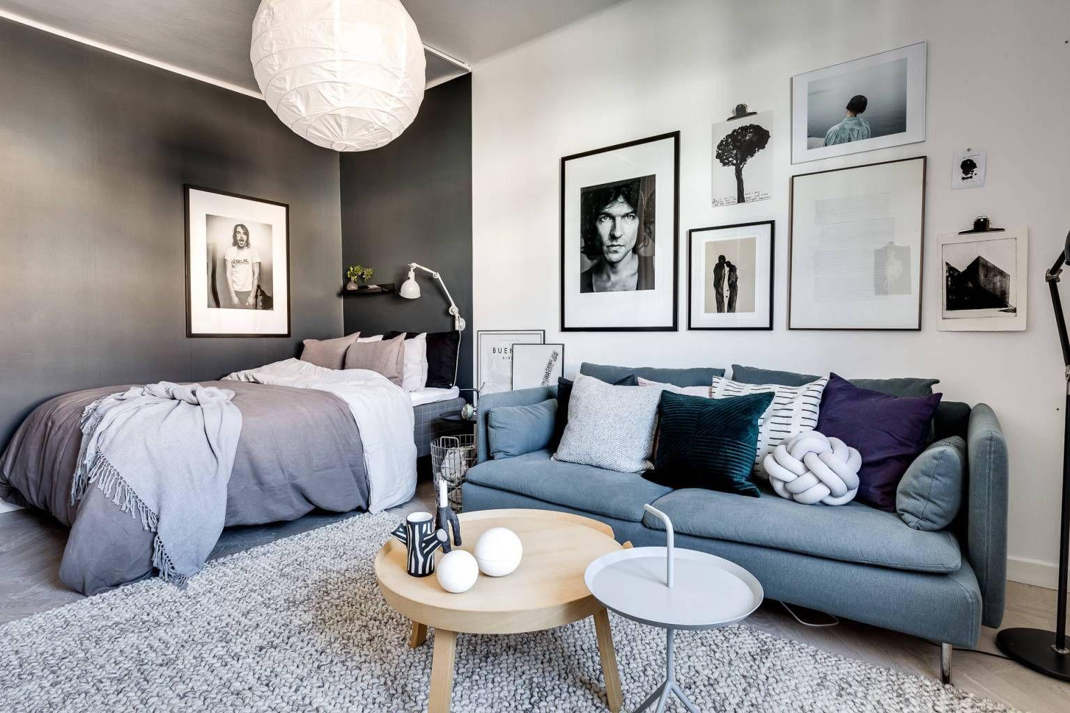 Meli Melo Suedois 37 Deco Petit Appartement Decoration Petit