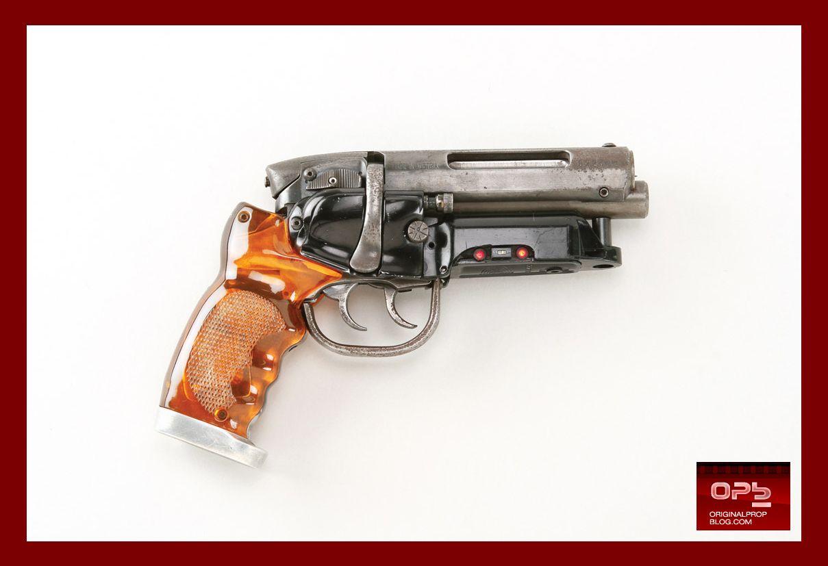 Hero Blade Runner Blaster prop