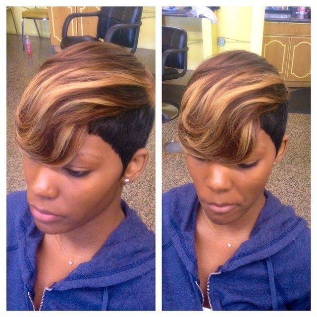 Pin by Shakerria Stinson on hair | Pinterest | Hair style and Quick weave