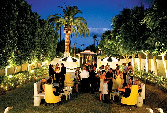 Palm Springs Wedding Inspirations Pinterest Palms And
