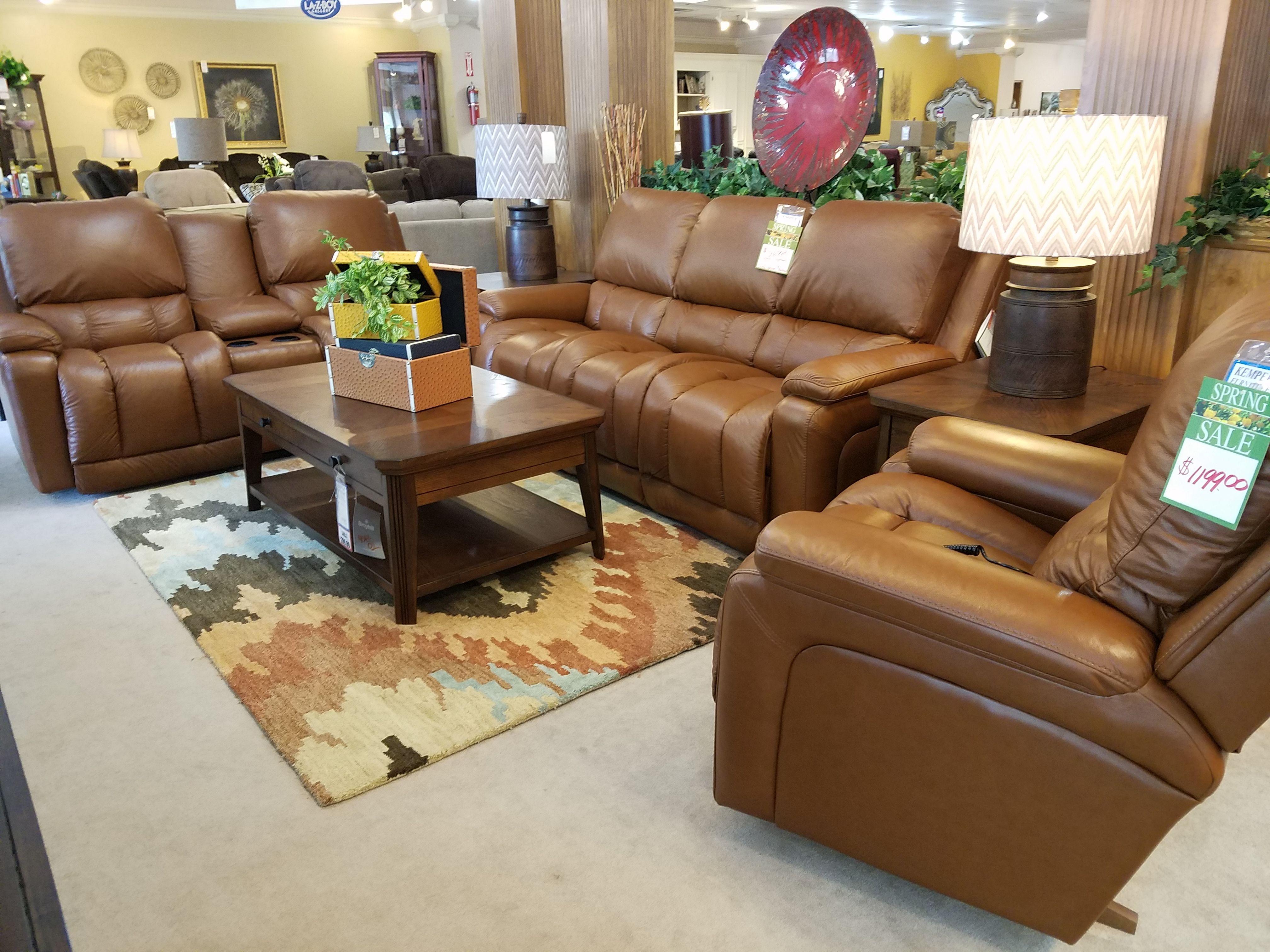 La z Boy at Kemper Furniture Hazard KY 530 LG