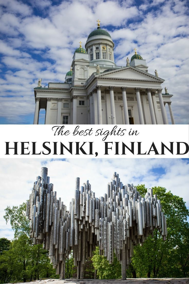 From The Incredible Rock Church To The Blindingly White Towering Helsinki Cathedral And A Sea Fortress Here Are The Top Finland Travel Finland Visit Helsinki