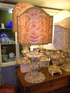 demilune fortuny shade