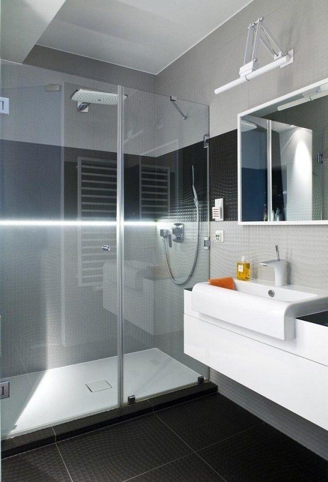 Dekofliese genauso hoch wie die Schränke | Bathroom | Pinterest ...