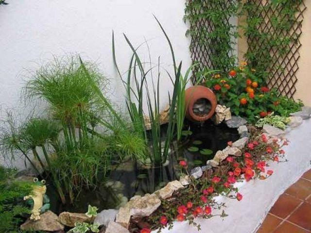 Resultado de imagen para jardines peque os decoraciones for Decoraciones de jardines pequenos