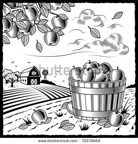 Barn Clip Art Black And White