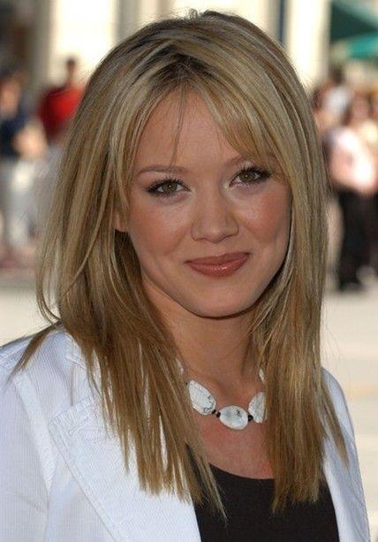Blunt Haircut for Medium Hair: Straight Hairstyles for Women ...
