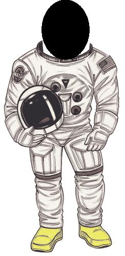 Astronaut photo prop | Space academy | Pinterest | Astronautas ...