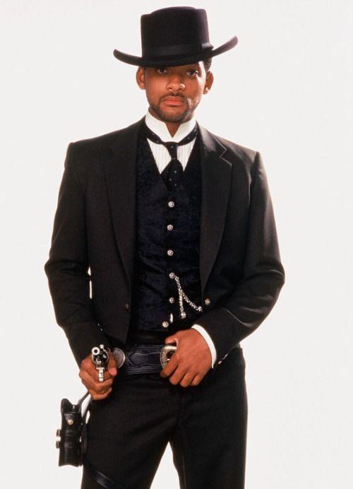 9cb5e295c4d Will Smith in Wild Wild West. Crap movie