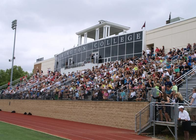 Kirby Stadium at Washington College Chestertown, MD Our