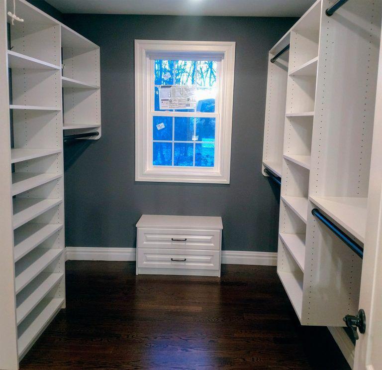 Closet King Custom Closets, Storage Systems Saddle