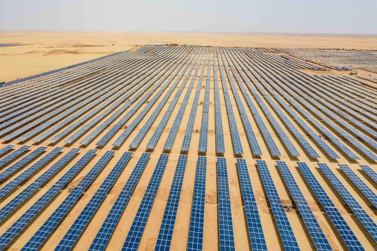 French Energy Giant Edf Renewables Commissions 130mw Solar Pv Plant In Egypt Solar Pv Solar Egypt