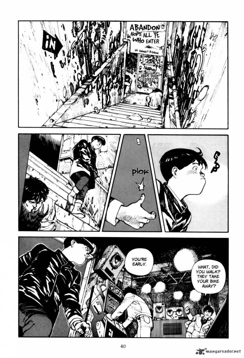 »Akira« by Katsuhiro Otomo | Graphic Storytelling & Visual ...
