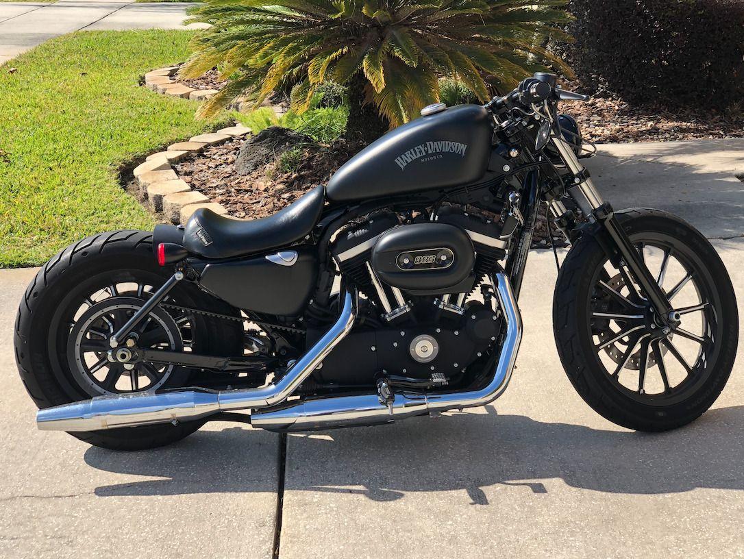 FORSALE 2014 HarleyDavidson Sportster motorcycle Price